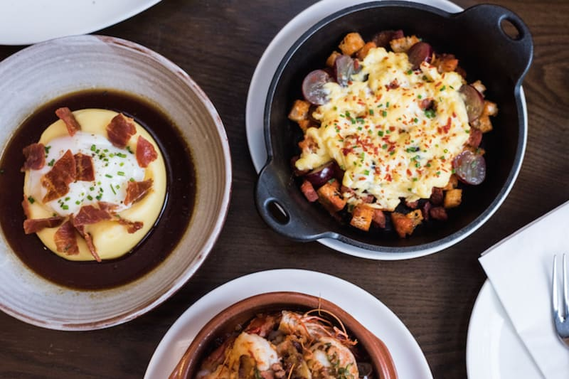 Restaurant Review: Brunch at Ham & Sherry