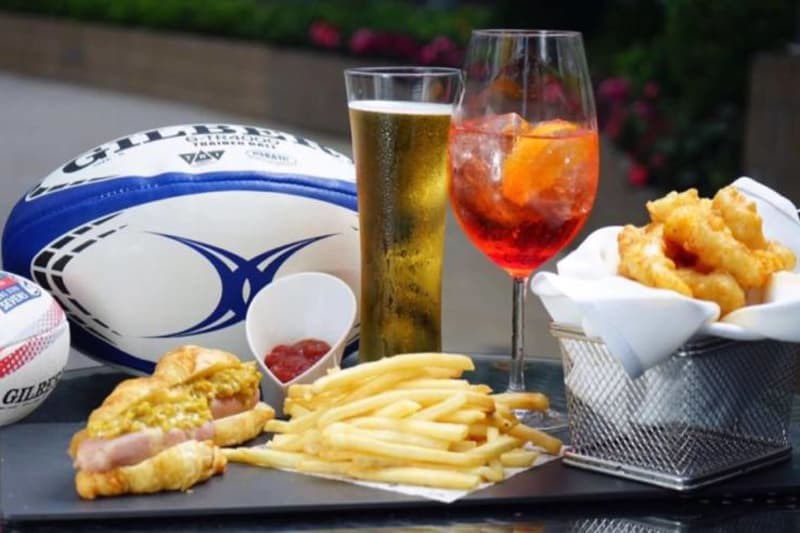 Rugby-Themed Delights at Lee Gardens