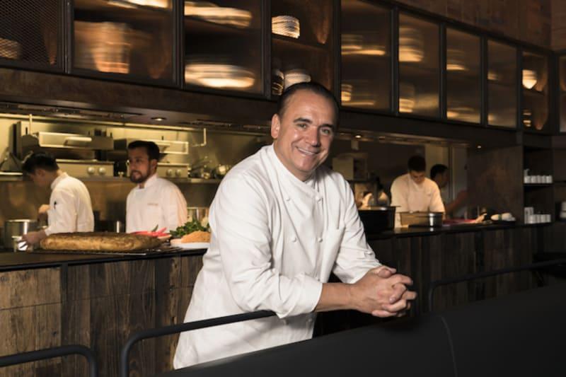 Two Days Only: Chef Jean-Georges Vongerichten Returns to Mercato