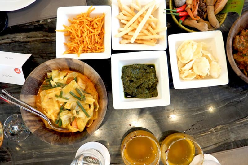 Review: A Feast Sampling Indonesian Flavours at AMMO