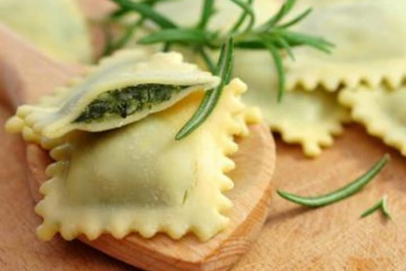 Ricotta and Spinach Ravioli Workshop with Casa Rinaldi