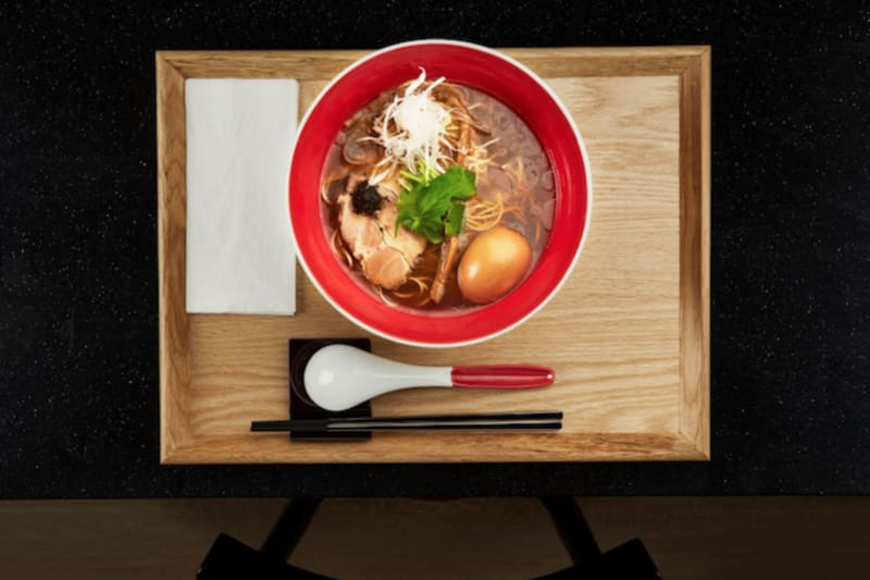 New Restaurant Review: Michelin-starred Ramen at Tsuta
