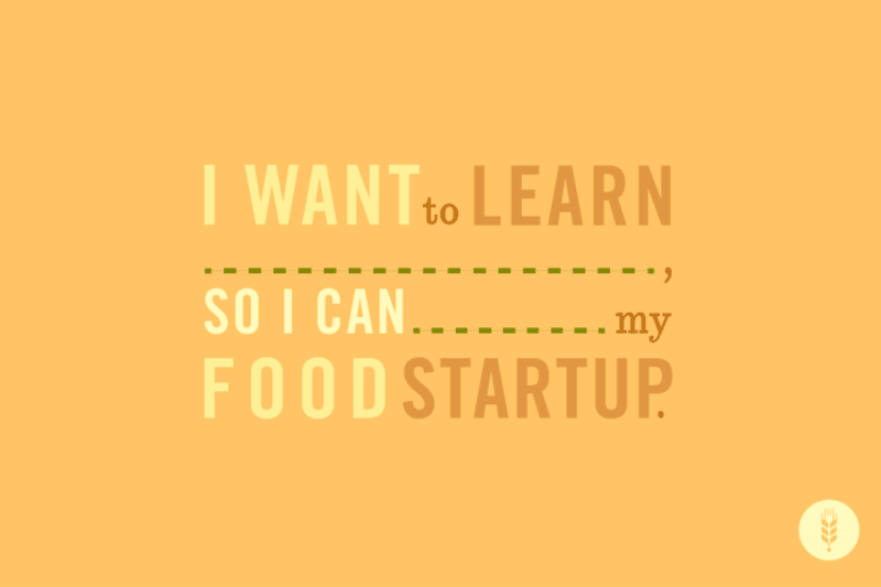 Top 5 Tips to Survive as a Food Start-up