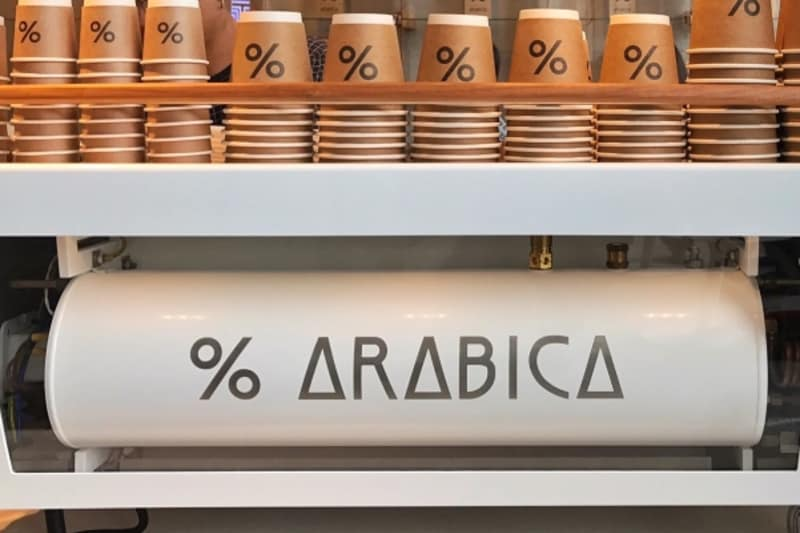 New Café Review: % Arabica Opens at TST Star Ferry Pier