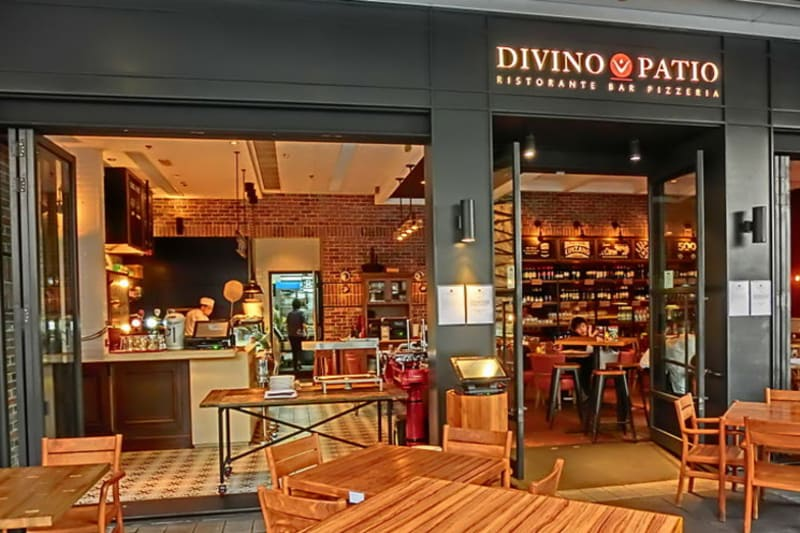 Taste Italy with DiVino Patio's New Dinner Menu