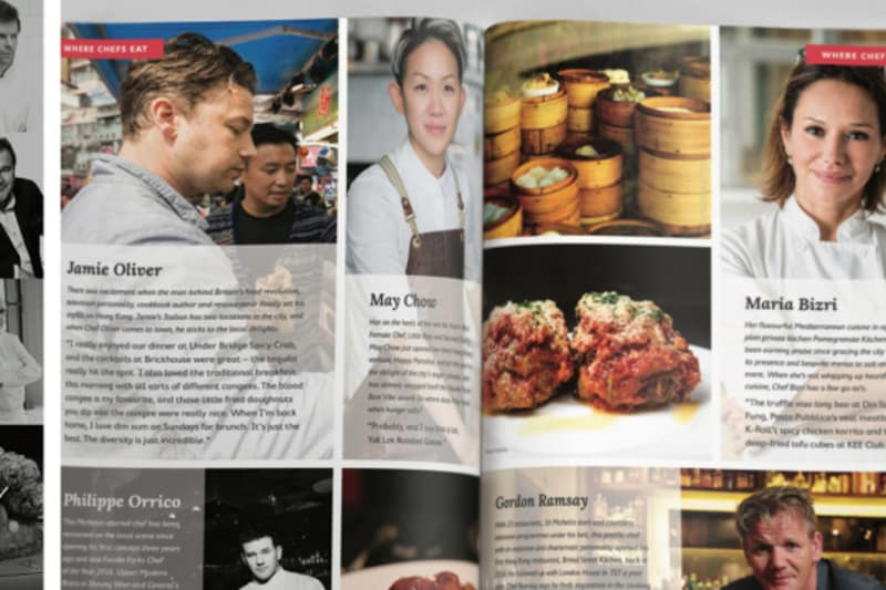 Foodie Magazine July/August 2017 Issue Out Now: Where Chefs Eat in Hong Kong
