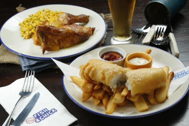 Restaurants at the Kin Hong Seafood Festival 2017 (Part 5)