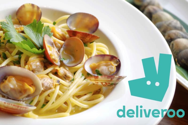 All the Deliveroo Restaurants at the Kin Hong Seafood Festival 2017