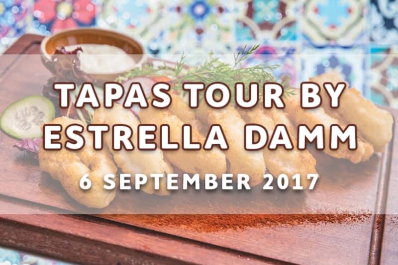 Tapas Tour by Estrella Damm