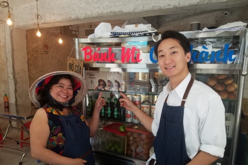 An Exclusive Interview with Nguyen Thi Thành, the Lunch Lady