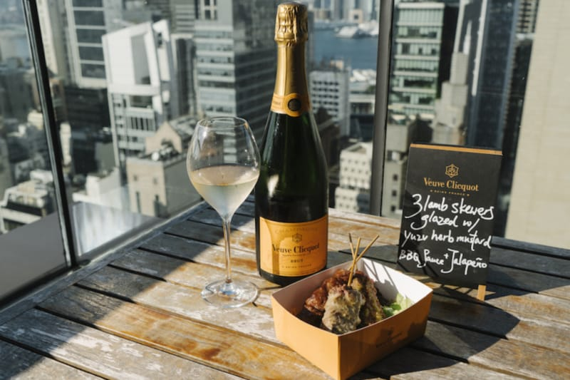 Indulge in the Unexpected with Veuve Clicquot's Yellow Hour