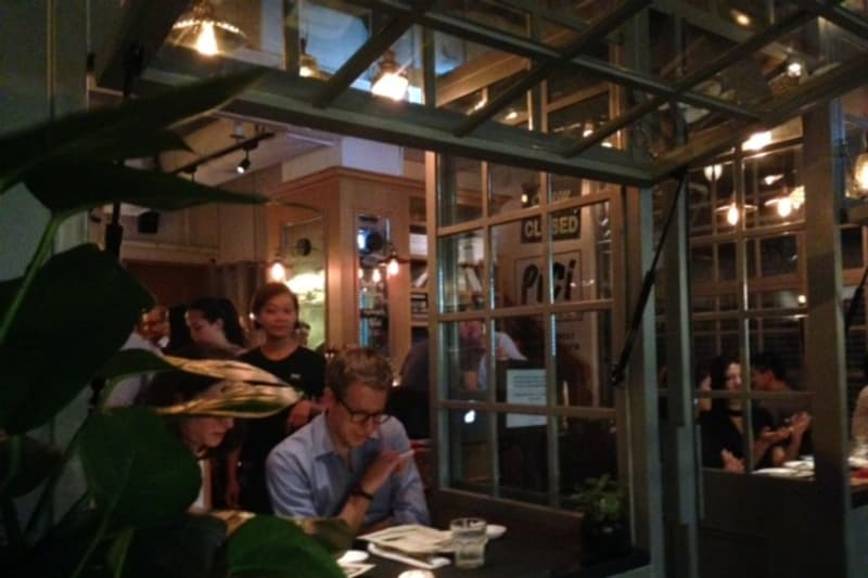 Restaurant Review: Pici