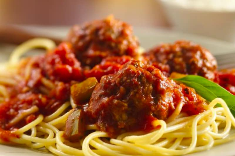 "Spaghetti and Meatballs ""Crazy Week"" @ ilBelPaese"