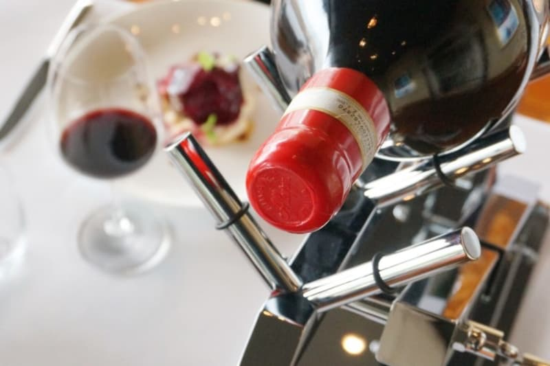 Brief Introduction to Oversized Wines and Special Italian Menu at Grissini