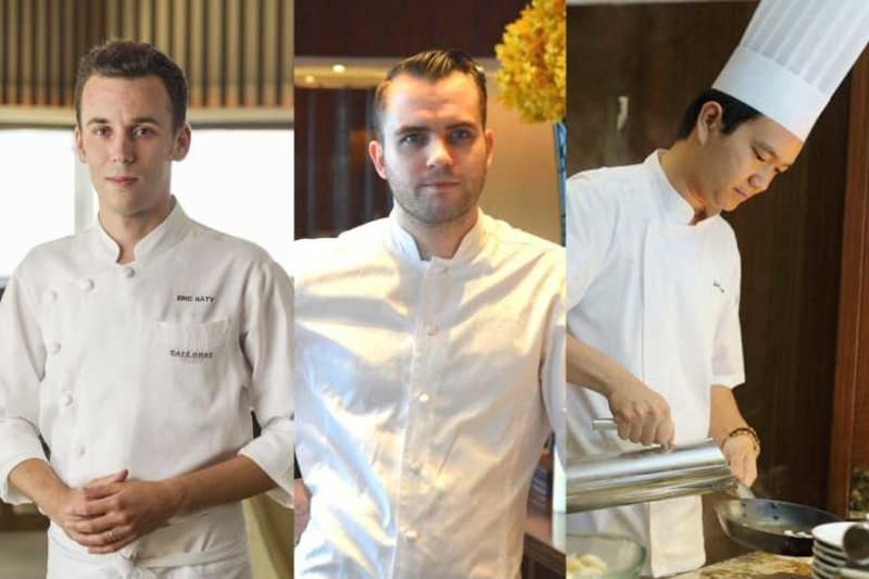 An Interview with S.Pellegrino Young Chef 2018 Semi-finalists Eric Räty, Noël Berard and Zack Fong