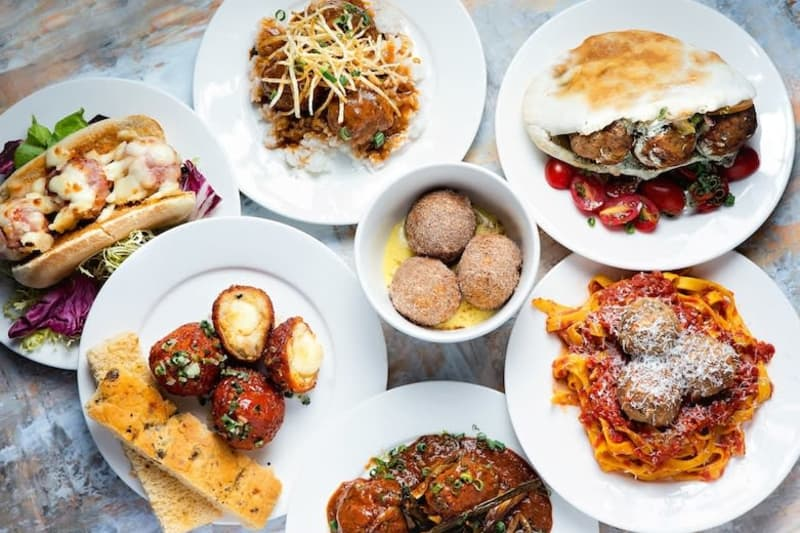 BALLS: Pirata Group's 100-day Meatballs Pop-up