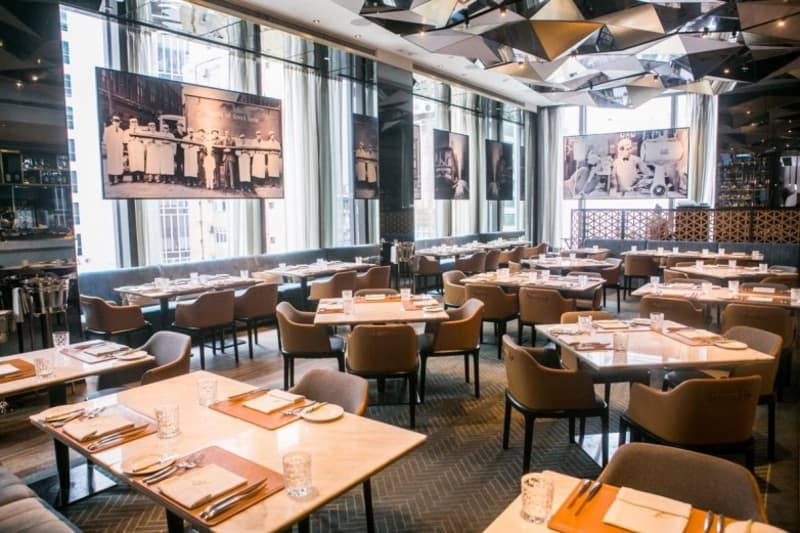 Restaurant Review: Porterhouse