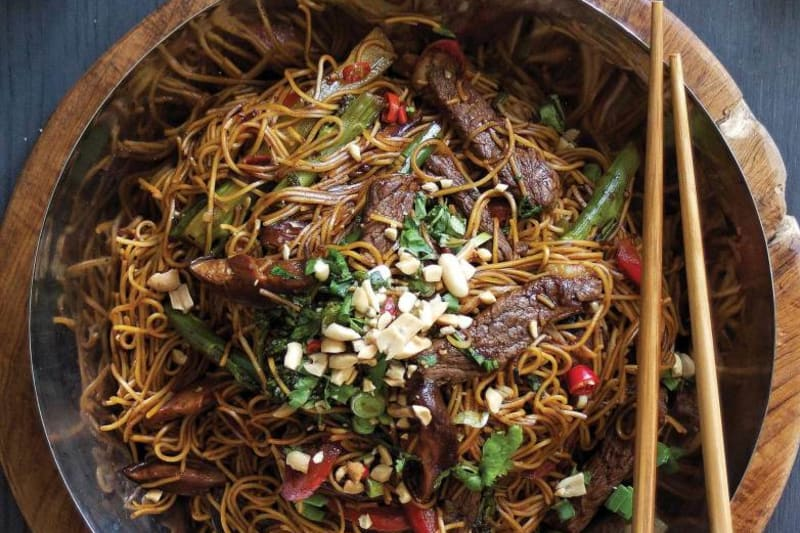 Recipe: Beef and Broccoli Noodles