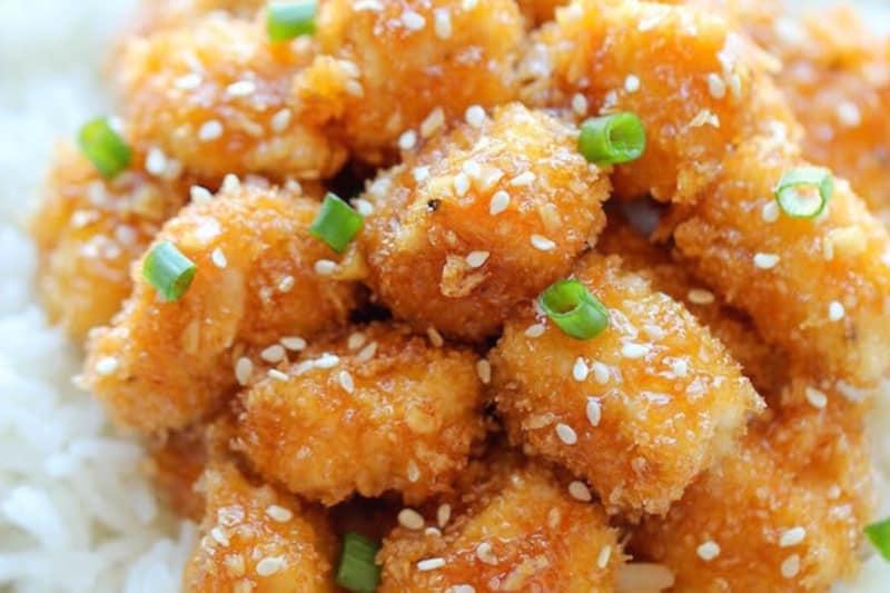 Recipe: Baked Honey-Garlic Chicken