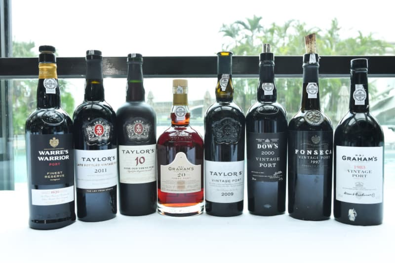 Rewriting Wine 101: Port