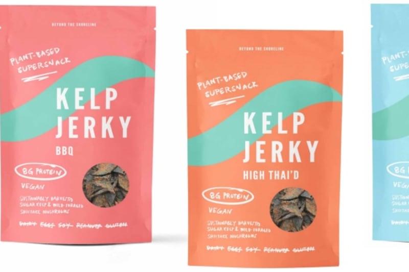 Food Tech Bites: Kelping Out