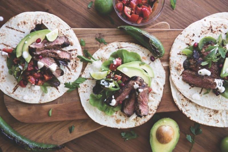 Recipe: Steak Tacos