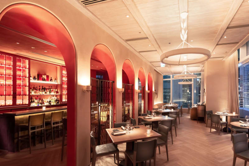 Arbor, the First Restaurant to Open at the New H Queen's Building in Central