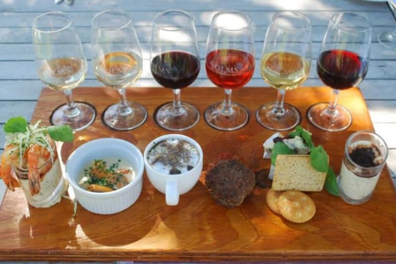 Rewriting Wine 101: Food and Wine Pairing, Part I