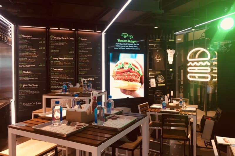 Shake Shack HK - Order From the Secret Menu at IFC or Pacific Place