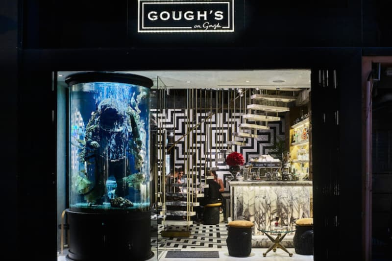 New Restaurant: Gough's on Gough