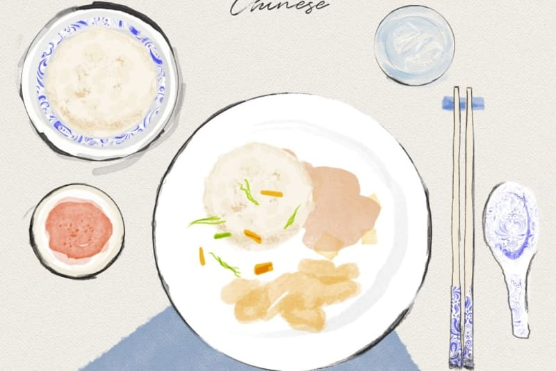 Infographic: Place Settings around the World