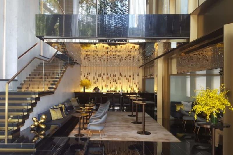 The Murray: Garden Lounge和Murray Lane