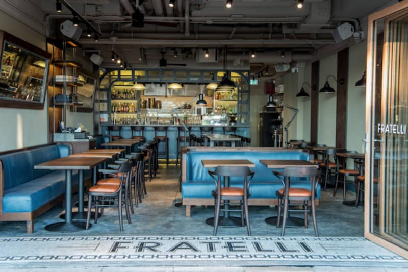 New Restaurant Review: Fratelli