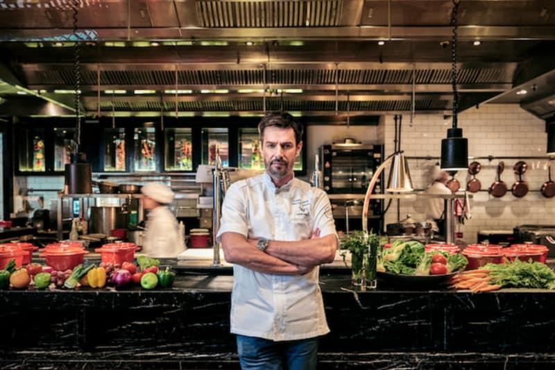 New Chef, New Menus at W Hong Kong