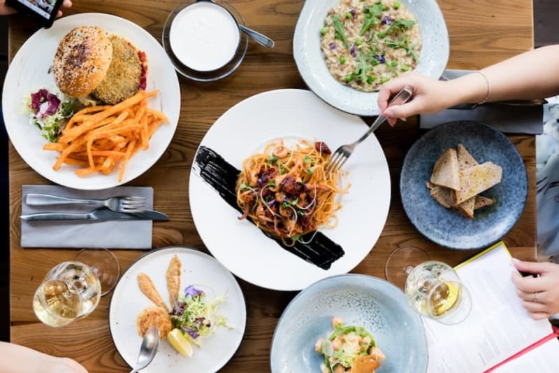 Giveaway: 3-Course Set Lunch Menu for 2 at Tipsy Restaurant & Bar