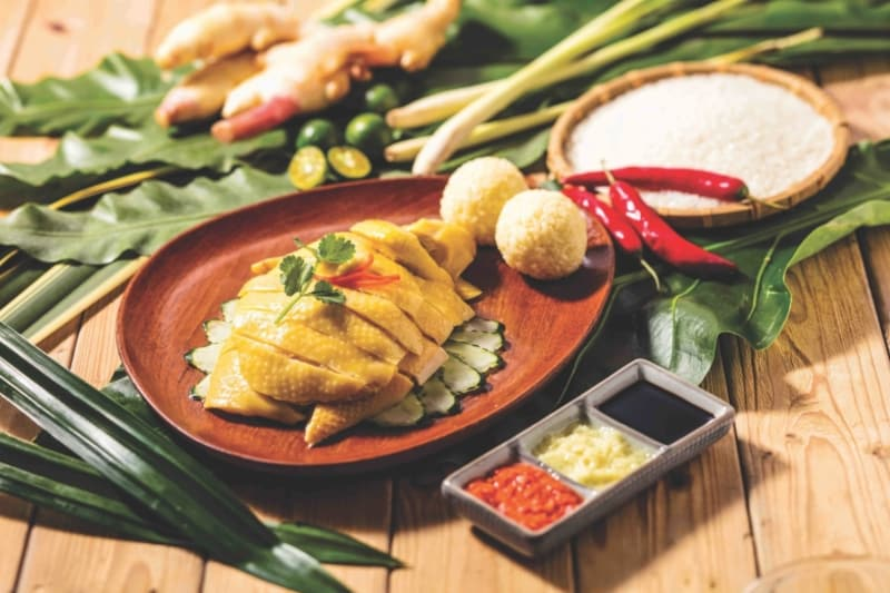New Menu: Taste of Singapore by Maxim's Chinese Cuisine