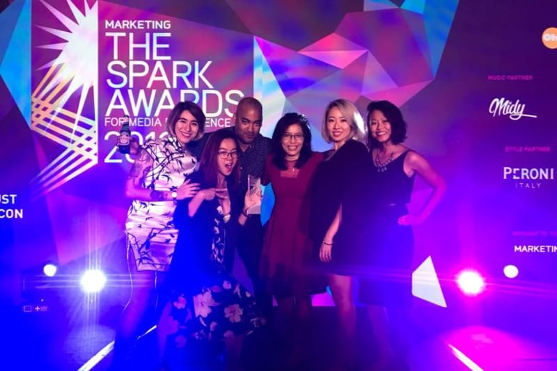 BREAKING NEWS: Food's Future Summit Wins at The Spark Awards 2018