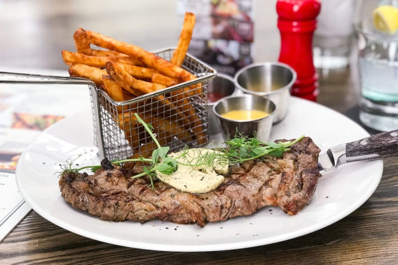 New Restaurant: McSorley's Brewhouse & Grill