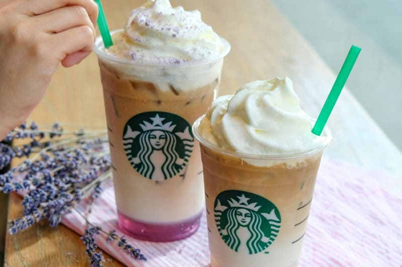 Exclusive New Coffee Flavours at Starbucks Hong Kong & Macau