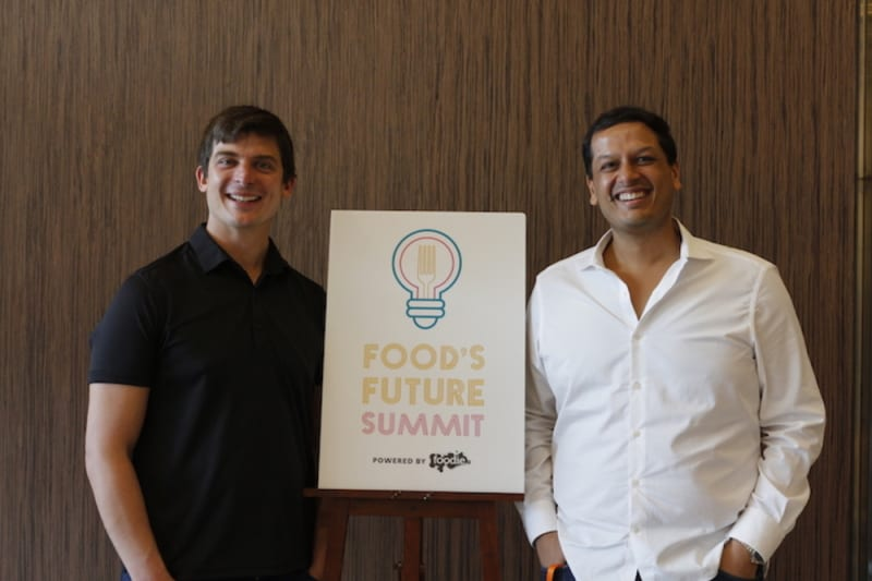 BREAKING NEWS: JUST CEO Josh Tetrick Reveals Joint Partnership with Brinc to Launch HK-Based Food-Tech Accelerator