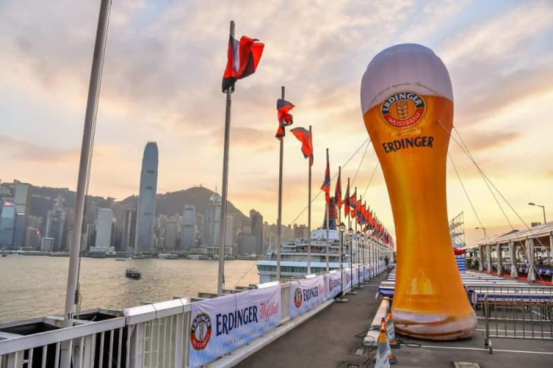 Where to Celebrate Oktoberfest Hong Kong 2018