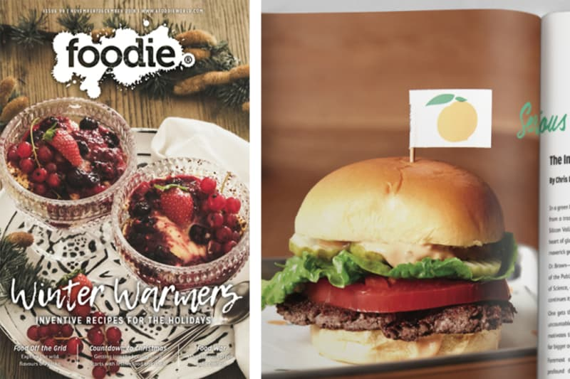 Foodie Magazine November/December 2018 Issue Out Now: Winter Warmers