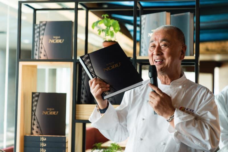Nobu's Final Cookbook
