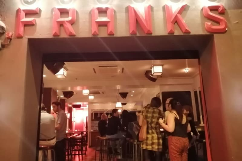 New Restaurant: Franks