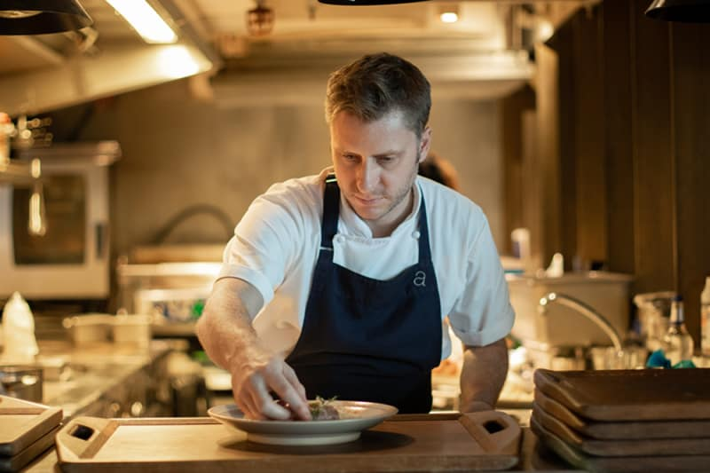 Behind the Dish: Chef Keith Hooker of Aberdeen Street Social