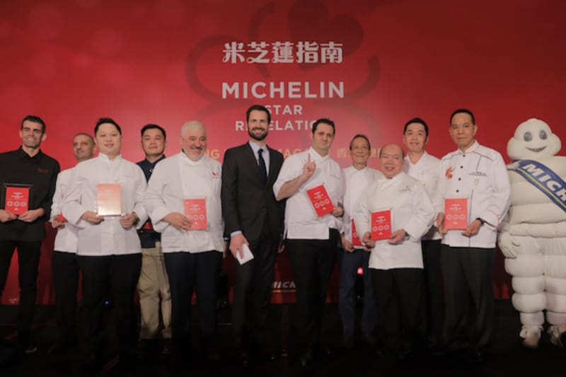 Who Made the List? Michelin 2019