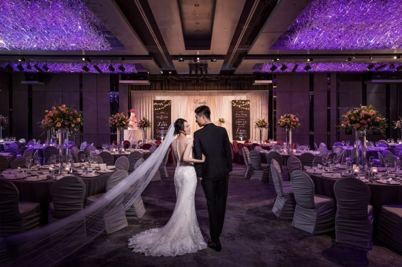 Perfect Wedding, Perfect Style at Hotel ICON