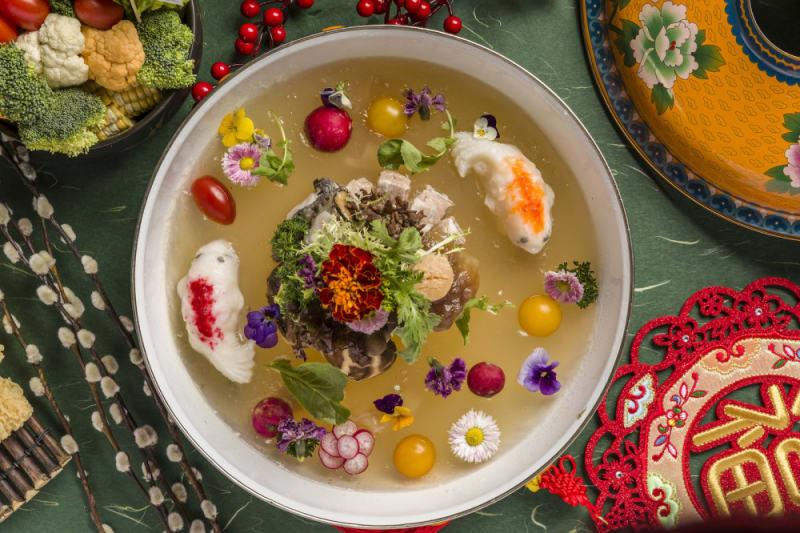 Top Chinese New Year Eats in Hong Kong 2019