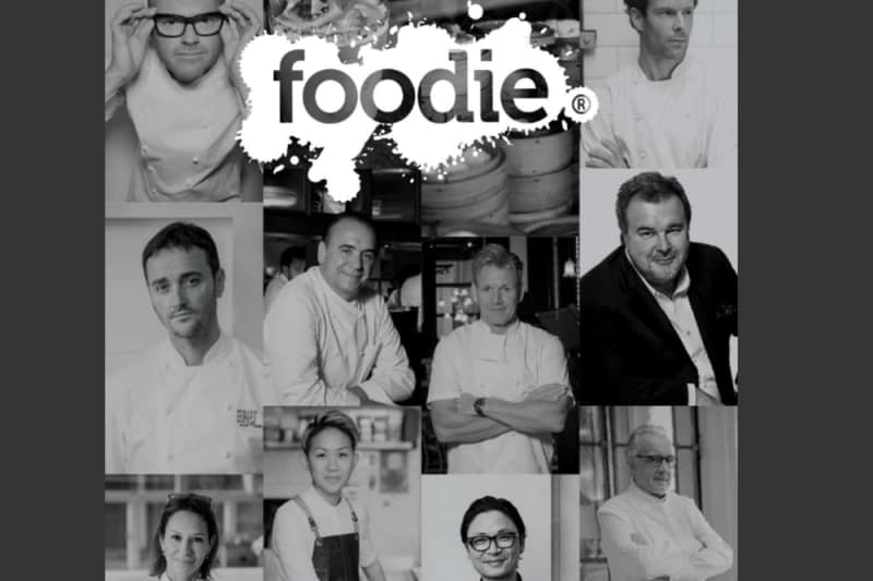 100 Issues of Foodie Magazine