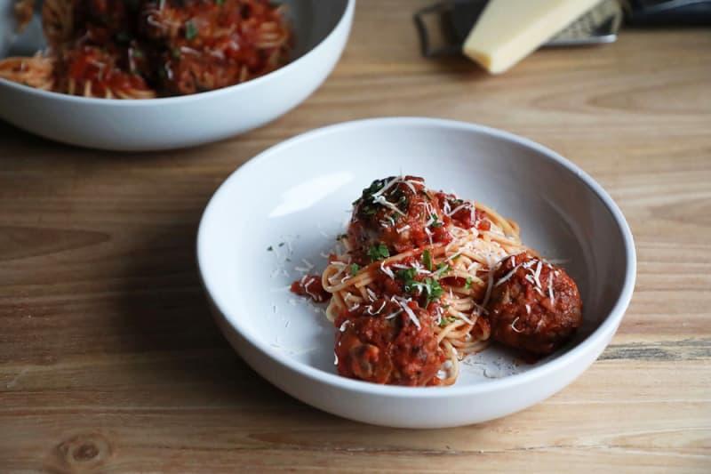 Recipe: Spaghetti & Meatballs